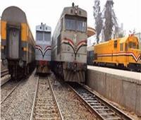حركة القطارات | 40 دقيقة متوسط التأخيرات بمحافظات الصعيد اليوم الاثنين