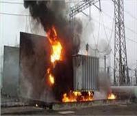 السيطرة على حريق في محول كهرباء بقنا