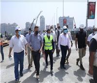 تفاصيل جولة وزير النقل لتفقد تطوير الطريق الدائري حول القاهرة الكبرى