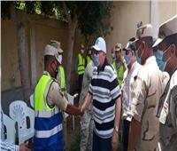 محافظ الشرقية: تذليل العقبات أمام مبادرة «حياة كريمة» بمركز الحسينية