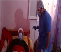 ضمن مبادرة الرئيس.. متابعة حالات العزل المنزلى لمرضى كورونا بالبحيرة