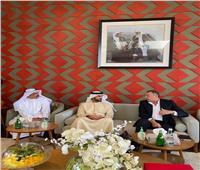 الخطيب يزور الإتحاد الإماراتي لكرة القدم