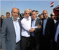 «فتح» و«حماس» تدشنان حجر الأساس لمشروع مصر الإسكاني في غزة