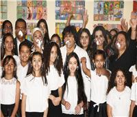 «عبد الدايم»: إبداعات أطفال 57357 لأول مرة فى معرض دونزى التشكيلي