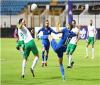 أسوان يطيح بالمصرى ويتأهل الى نصف نهائي كأس مصر