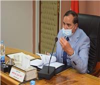 مجلس جامعة سوهاج يناقش استعدادات امتحانات الفصل الدراسي الثاني