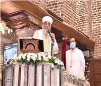 البابا تواضروس: زيارة العائلة المقدسة لمصر وكرازة مارمرقس فخر لكنيستنا