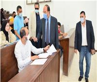 انطلاق الامتحانات في7 كليات بجامعة العريش