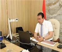 «عبد الغفار» يوجه بسرعة الانتهاء من استعدادات بطولتي «الاسكواش 2022 واليد 2024»