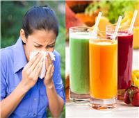 مشروبات تحميك من الإصابة بالأمراض الفيروسية