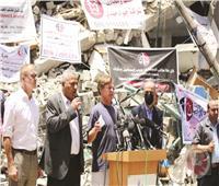 ممثل الاتحاد الأوروبي يزور غزة ويشيد بالجهود المصرية