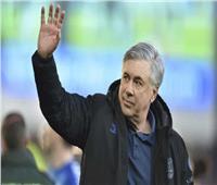 أنشيلوتي: أشكر إيفرتون.. ولدي تحد جديد مع ريال مدريد