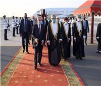 رئيس الوزراء الفلسطيني يصل العاصمة العُمانية مسقط في زيارة رسمية