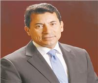 وزير الرياضة يدعم الأهلي وطنطا بسبب الحرائق