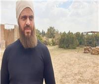 طارق صبري: شعرت بمسئولية كبيرة لتقديم صورة الإرهابي في «الاختيار 2»