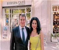 رانيا يوسف: أنا مع أجمد رئيس نادي في العالم