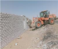 محافظ الجيزة: لن نسمح بمخالفات البناء والردع بالقانون| صور