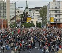 الآلاف يتظاهرون في التشيك للمطالبة بتنحي وزيرة العدل
