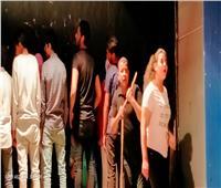 «حلقة ذكر» عرض لنوادى المسرح بالمنيا 