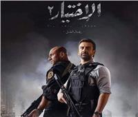 «الإختيار 2» و«لعبة نيوتن» أفضل مسلسل فى «عرب وود»