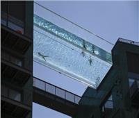 على ارتفاع 115 مترًا.. شاهد «مسبح السماء» في لندن