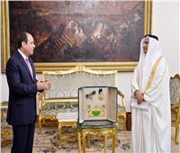 ما هو «وسام القائد» الذي منحه البرلمان العربي للسيسي ؟