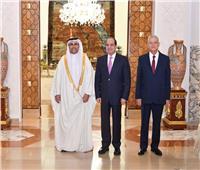 العسومي: مواقف الرئيس السيسي في الدفاع عن القضايا العربية مشرفة
