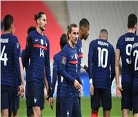 بث مباشر| فرنسا وويلز ضمن استعدادات «يورو 2020»