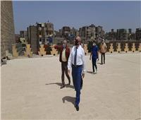نائب محافظ القاهرة يتفقد أعمال تطوير مشروع «القاهرة التاريخية»