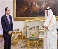 «البرلمان العربي» يكشف أسباب منح الرئيس السيسي «وسام القائد» |فيديو