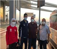 عبد الرحمن وائل ونور حسين يلحقان ببعثة منتخب التايكوندو فى السنغال