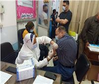 مياه المنوفية: 144 عاملاً تلقوا لقاح كورونا بالتنسيق مع مديرية الصحة