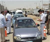 «أكمنة المرور» تحرر 2114 مخالفة على الطرق السريعة