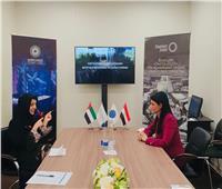 «المشاط» تبحث مع وزيرة الدولة لشئون التعاون الدولي الإماراتية تفعيل اللجنة العليا المشتركة