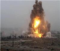 انفجار بخط أنابيب في الأهواز جنوب غربي إيران