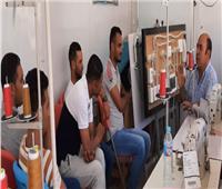 افتتاح أولى الدورات التدريبية على مهن الخياطة والكهرباء والسباكة بالإسكندرية