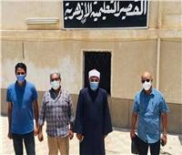 إعلان العشرة الأوائل بالشهادتين الإبتدائية والإعدادية الأزهرية بشمال سيناء