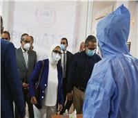 الصحة: الانتهاء من تطعيم مواطني البحر الأحمر وجنوب سيناء الشهر الجاري