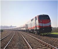 حركة القطارات  35دقيقة متوسط التأخيرات بين «بنها وبورسعيد»