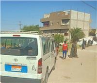 هنا مجزرة أبو حزام .. دماء القتلى الأبرياء رصفت الطرق المتهالكة| «ملف خاص»