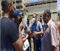 حملة مكبرة لإزالة التعديات على أرض الدولة ببورسعيد