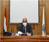 محافظ قنا يتابع موقف مشروعات برنامج التنمية المحلية بصعيد مصر