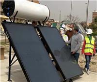 مشروع استخدام الطاقة الشمسية في عمليات التسخين في الصناعة
