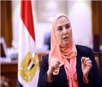 وزيرة التضامن: الرئيس السيسي وجَّه بالاهتمام بالعمالة غير المنتظمة