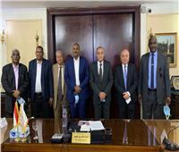 التموين: تأسيس الشركة المصرية السودانية للتنمية والاستثمارات المتعددة