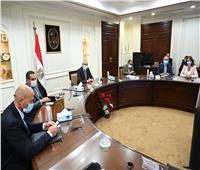 وزير الإسكان يتابع تنفيذ منطقة الأعمال المركزية بالعاصمة الإدارية الجديدة