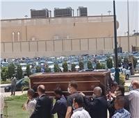 عدد من الوزراء والشخصيات العامة بجنازة والدة رئيس مجلس الشيوخ