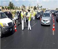 «أكمنة المرور» تحرر 6597 مخالفة على الطرق السريعة
