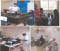 استجابة للالتماسات الإنسانية.. استخراج الرقم القومي للمرضى في المستشفيات| صور