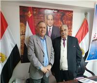 أحمد سعد أمينًا لحزب الشعب الجمهوري بمحافظة الجيزة